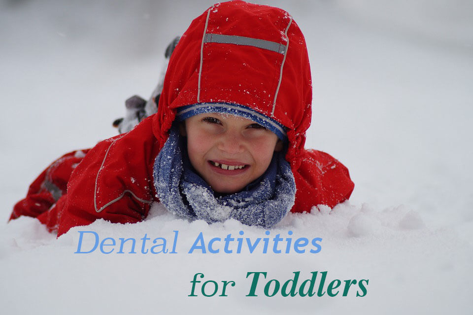 dental activity toddler